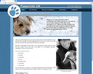 Pawprints UK
