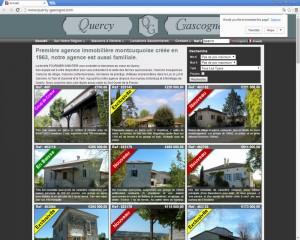 Quercy Gascogne Immobilière
