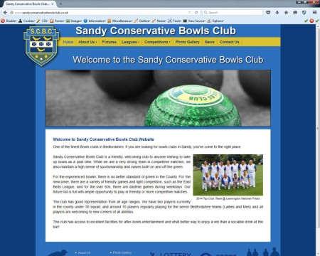 Sandy Conservative Bowls Club