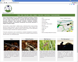Fauna Forest Ecology Ltd